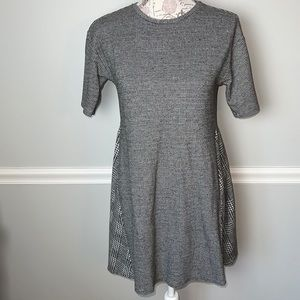 Zara Trafaluc Houndstooth Dress Small